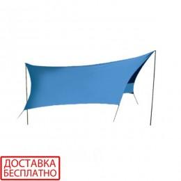 Тент со стойками Tramp Lite blue TLT-036