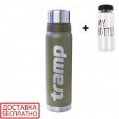 Термос Tramp TRC-027-olive 0.9 л