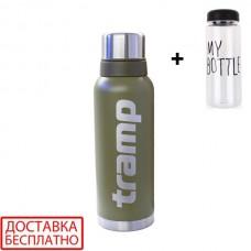 Термос Tramp TRC-028-olive 1.2 л
