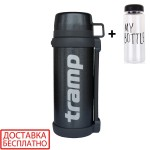 Термос Tramp Greenline TRC-096-grey 1.5 L