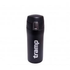 Термос - кружка Tramp 0,35 л черный матовый TRC-106-black