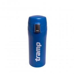 Термос - кружка Tramp 0,35 л синий TRC-106-blue
