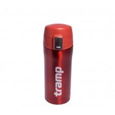 Термос - кружка Tramp 0,35 л красный металлик TRC-106-red