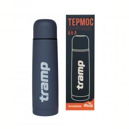 Термос Tramp Basic TRC-111 серый 0,5л