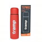 Термос Tramp Basic TRC-112 красный 0,75 л