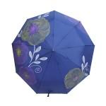 Зонт женский автомат в 3 сложения Flagman 00512-4