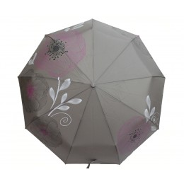 Зонт женский автомат в 3 сложения Flagman 00512-7