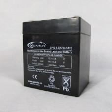 Аккумуляторная батарея 12В, 4,5 А/Ч Gemix