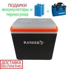 Автохолодильник Ranger Cool 30L RA-8857