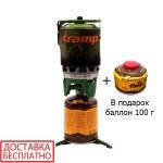 Система для приготовления пищи Tramp 0.8L TRG-049-olive