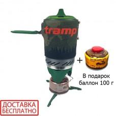 Система для приготовления пищи Tramp 1L TRG-115-olive