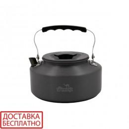 Чайник анодированный алюминий Tramp 1,1 л TRC-036