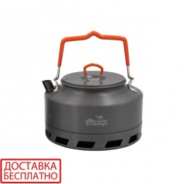 Чайник Tramp с теплообменником 1,1 л TRC-120