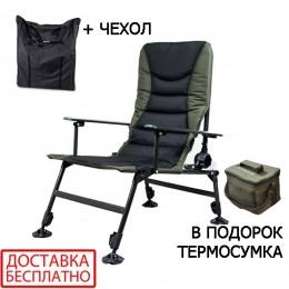 Кресло карповое раскладное SL-102 RA-2215 Ranger