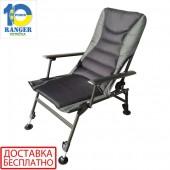 Кресло карповое раскладное SL-102 RA-2215 Ranger + Подарок