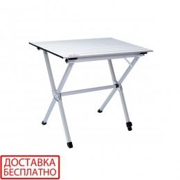 Складной стол с алюминиевой столешницей Tramp Roll 80 TRF-063