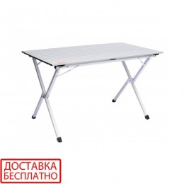 Складной стол с алюминиевой столешницей Tramp Roll 120 TRF-064