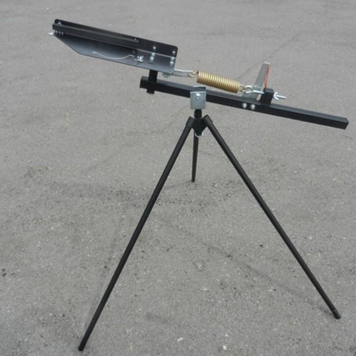 Метательные машинки для стендовой стрельбы своими руками