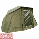 Палатка зонт ELKO-60IN-OVAL-BROLLY+ZIP PANEL