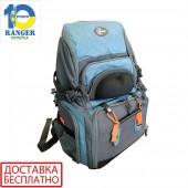 Рюкзак для рыбалки и туризма RS-2010 Скаут + Подарок