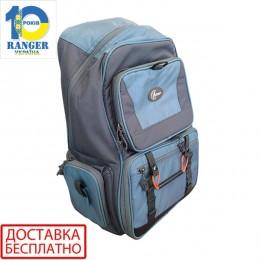 Рюкзак для рыбалки и туризма RS-2030 Скаут + Подарок
