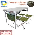Комплект для пикника ST-003 (TA 21407+FS21124) Ranger