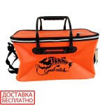 Сумка рыболовная Tramp Fishing bag EVA TRP-030-Orange-L