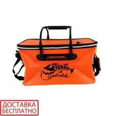 Сумка рыболовная Tramp Fishing bag EVA TRP-030-Orange-M