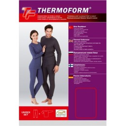Комплект термобелья унисекс Thermoform 12-001