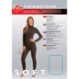 Комплект с воротником стойка женский Thermoform 12-003