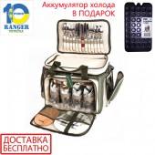 Набор для пикника PS-002 (HB4-533) Rhamper Ranger + Подарок